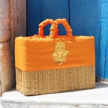 Couffin Golden Khomssa Orange