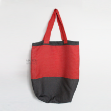 Tote fouta Rouge